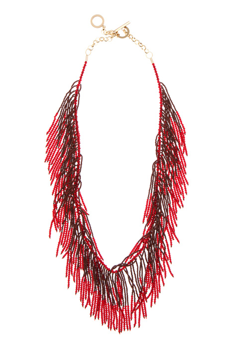 Bead necklace Diffusione Tessile