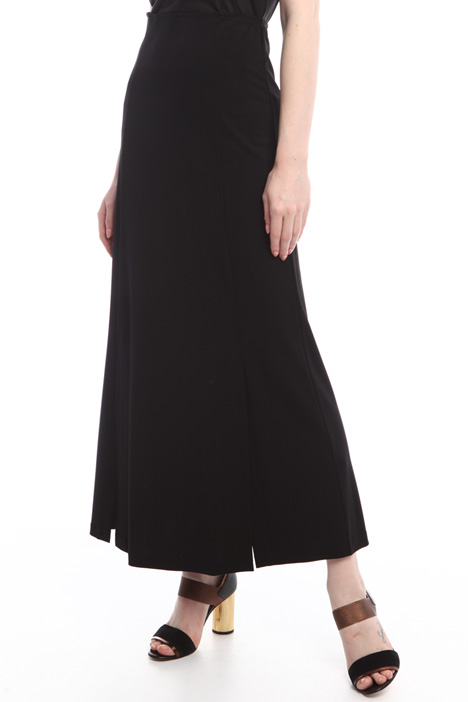 Long skirt with slits Diffusione Tessile