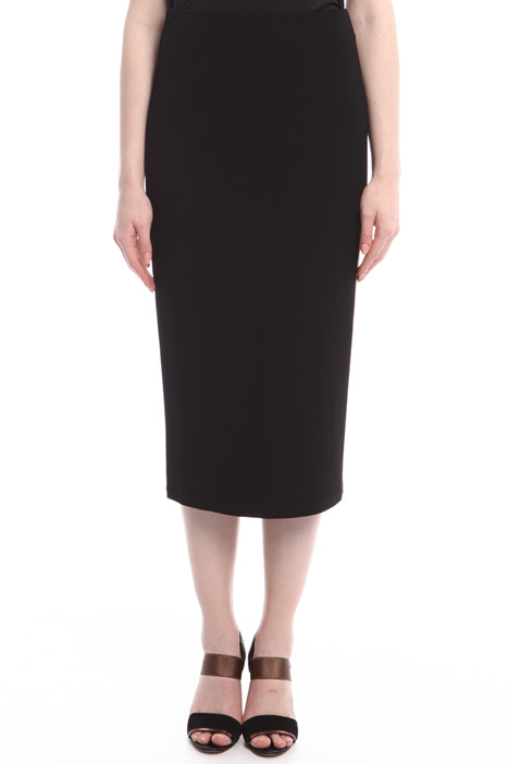 Longuette skirt in jersey Diffusione Tessile