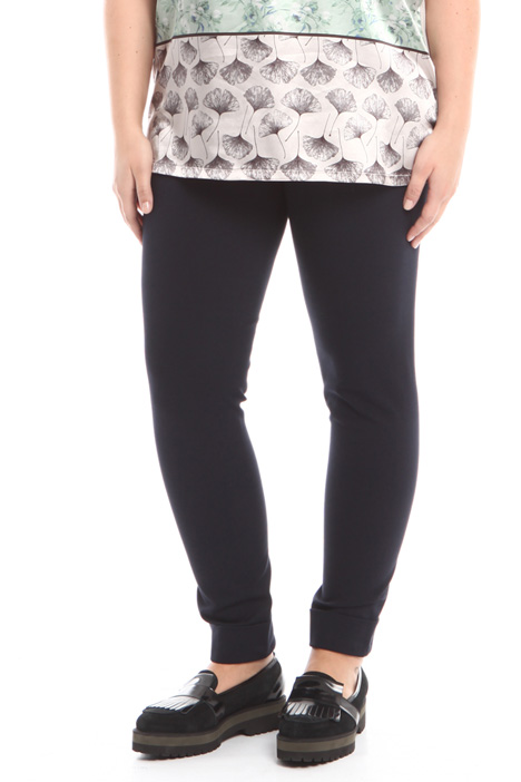 Turn-up leggings Diffusione Tessile