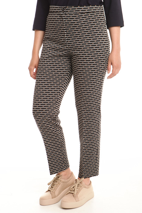 Soft jersey trousers Diffusione Tessile