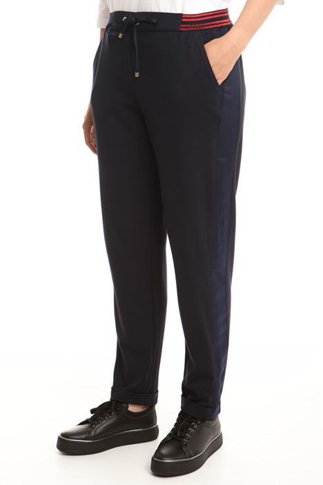 Pantaloni stile joggings Diffusione Tessile