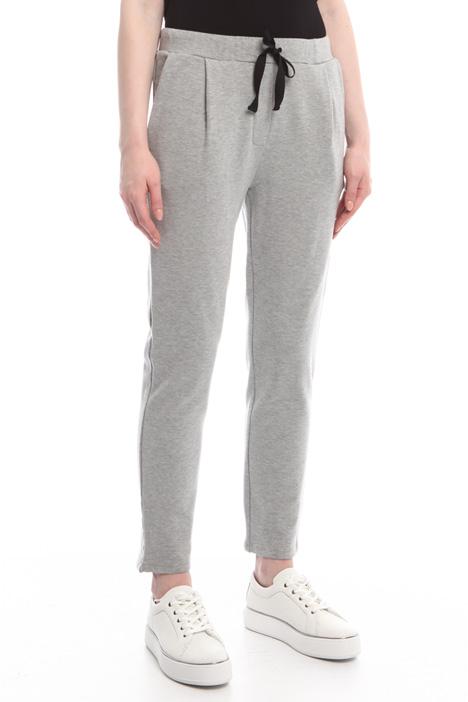 Pantaloni jogging in jersey Diffusione Tessile