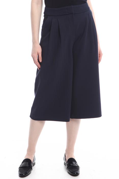 Pantaloni svasati in jersey Diffusione Tessile