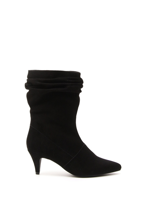 Leather ankle-boots  Diffusione Tessile