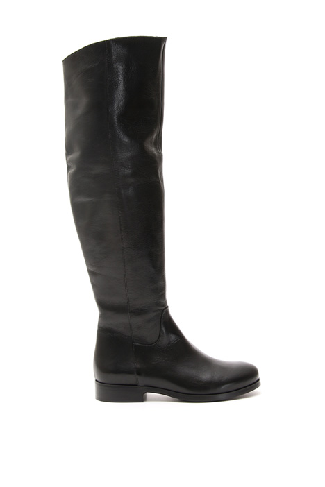 Boots with soft leg Diffusione Tessile
