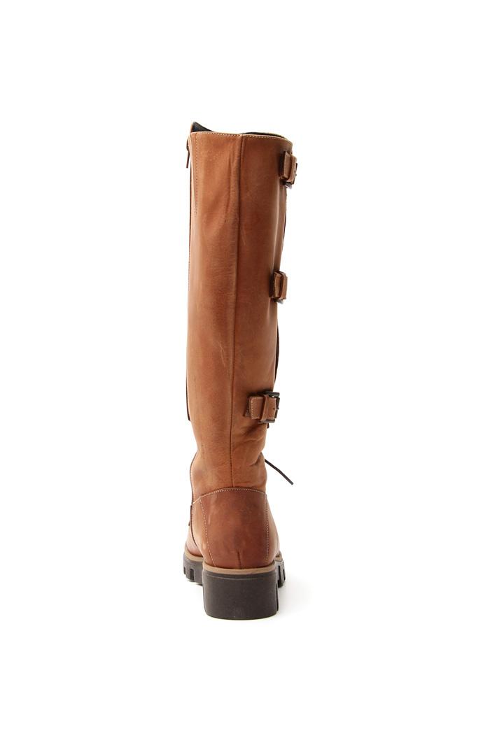Stivali con cinturini Diffusione Tessile