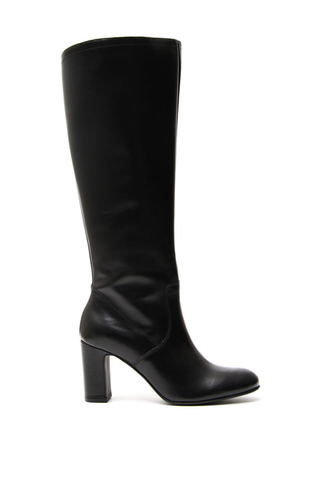 Boots with zip Diffusione Tessile