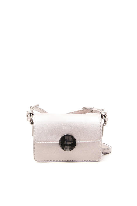 Metallised crossbody Diffusione Tessile