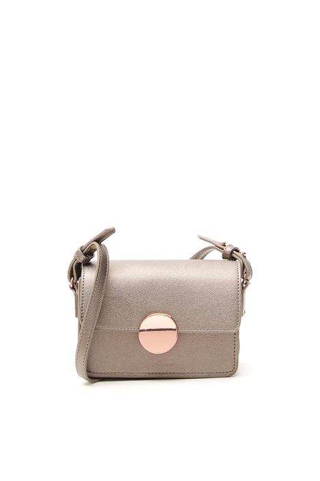 Metallised crossbody Intrend