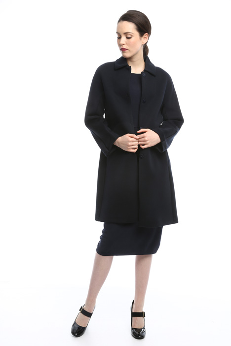 Compact jersey coat Diffusione Tessile