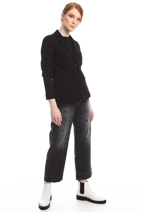 Blazer in jersey di viscosa Diffusione Tessile