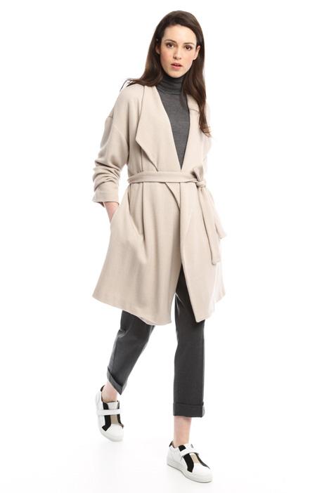 Jersey coat Diffusione Tessile
