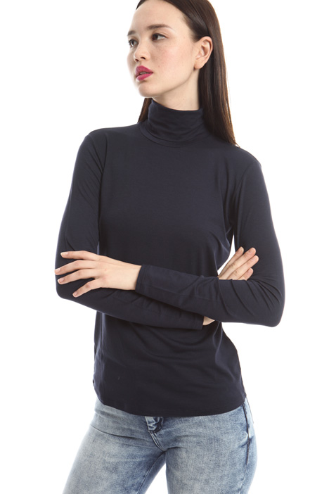 Top in jersey Diffusione Tessile