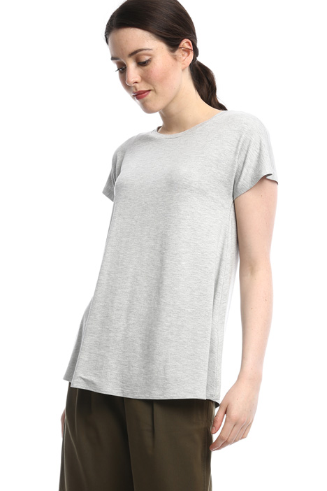 T-shirt fluida in jersey Diffusione Tessile