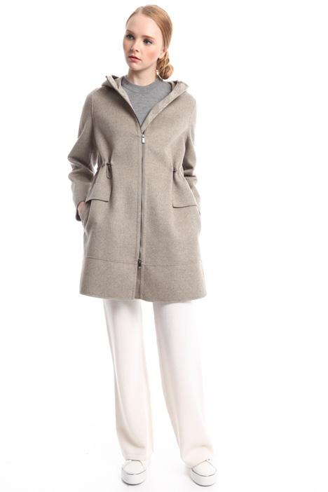 Cashmere blend coat Diffusione Tessile