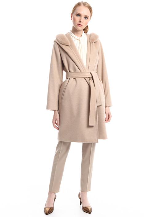 Pure cashmere coat Diffusione Tessile