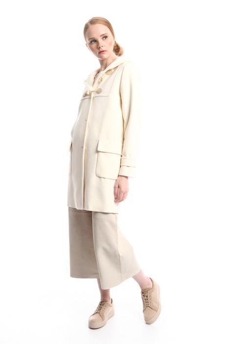 Pure wool duffle coat Diffusione Tessile