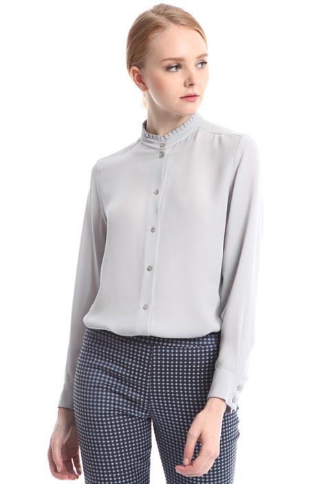 Camicia in pura seta Diffusione Tessile