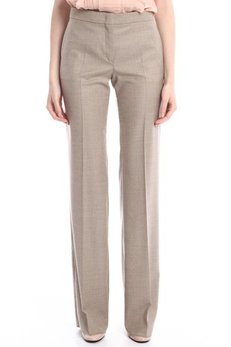 Pantaloni in flanella Diffusione Tessile