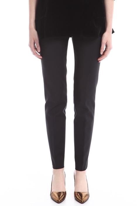 Cotton stretch trousers Diffusione Tessile