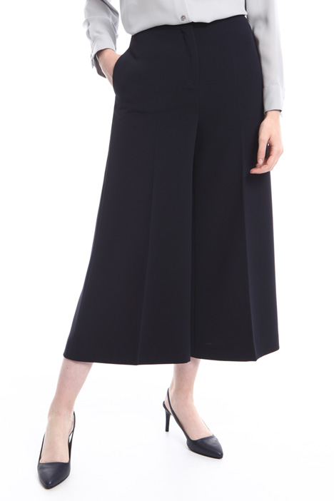 Wide cady trousers Diffusione Tessile