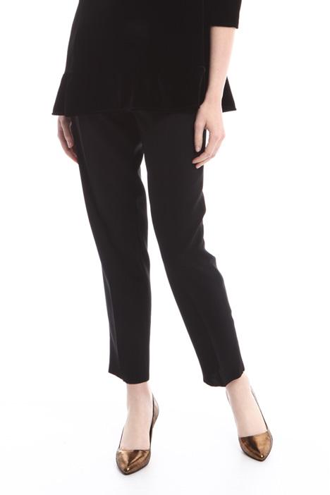 Pantaloni con tasche doppie Diffusione Tessile