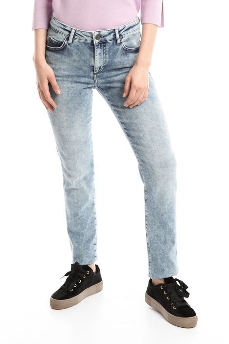 5-pockets skinny jeans Diffusione Tessile
