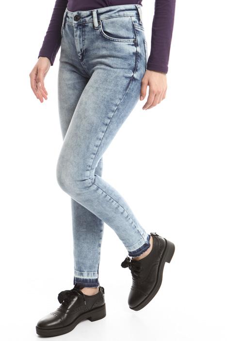 Jeans skinny in denim Diffusione Tessile
