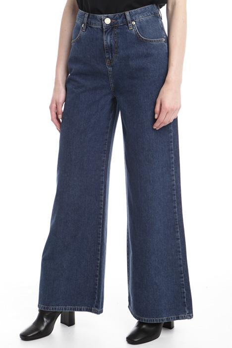 Jeans a campana Diffusione Tessile