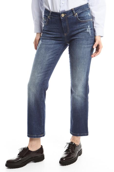 Straight-leg jeans Diffusione Tessile