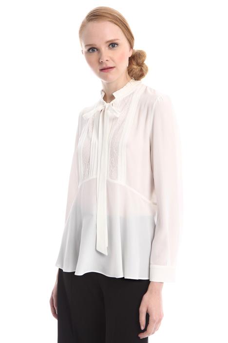 Washed silk blouse Diffusione Tessile