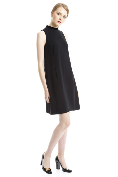 Cady and velvet dress Intrend