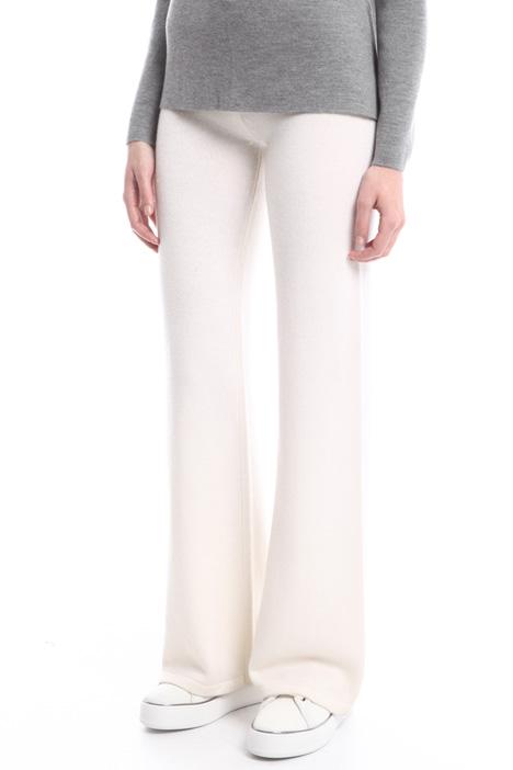 Pantaloni in maglia Diffusione Tessile