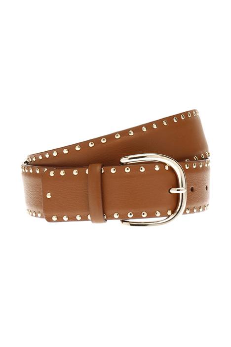 Cintura con mini borchie Diffusione Tessile