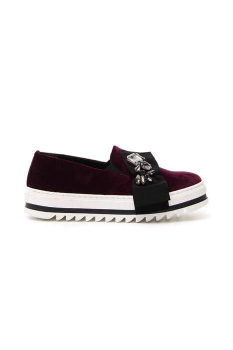 Slip-On platform Intrend