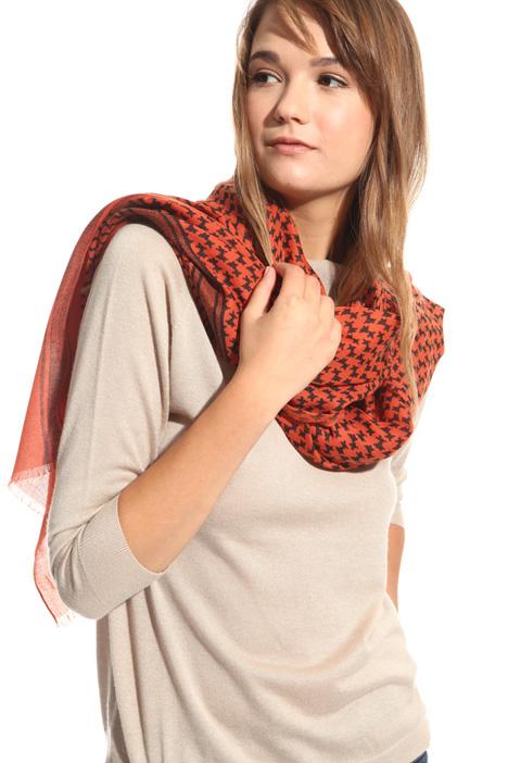 Soft canvas scarf Diffusione Tessile