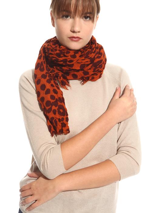 Viscose scarf Diffusione Tessile