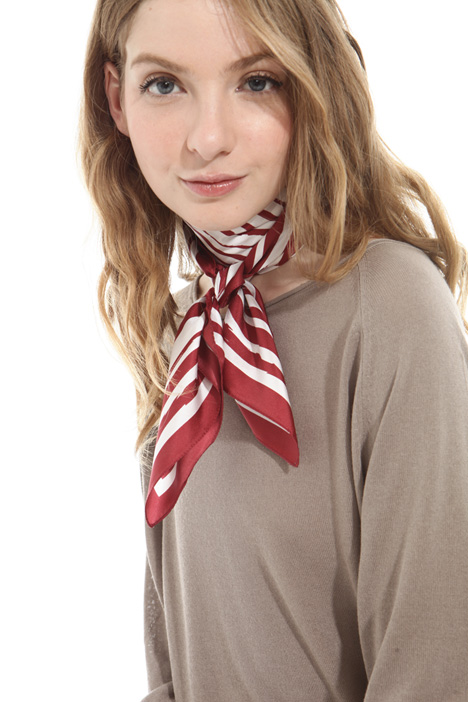Foulard in seta Intrend