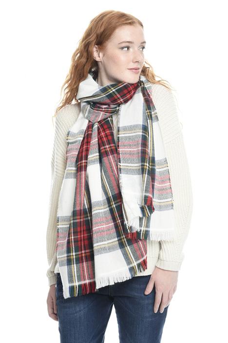 Sciarpa scozzese in misto lana Diffusione Tessile