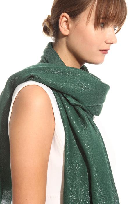 Lurex scarf  Diffusione Tessile