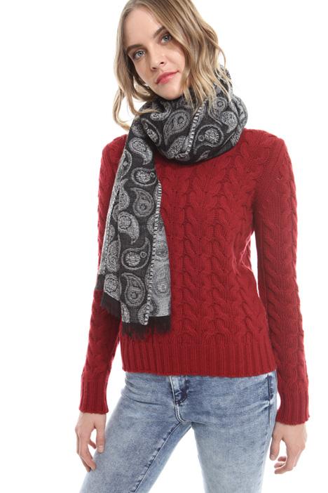 Paisley scarf Diffusione Tessile