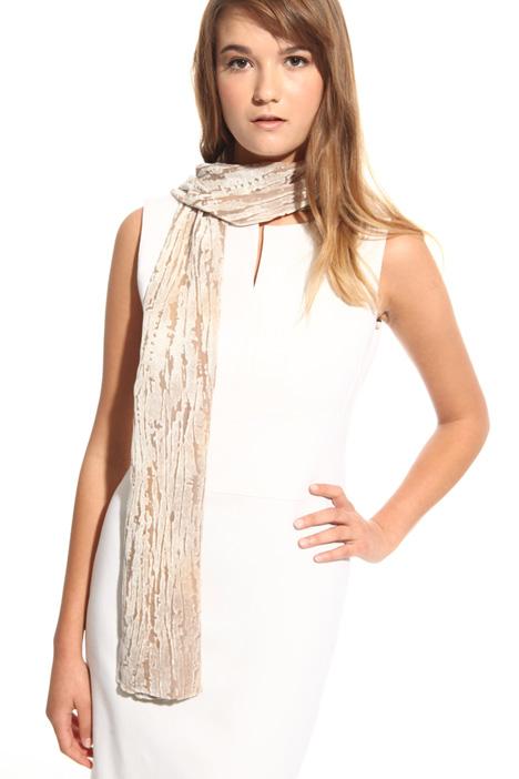 Silk blend foulard Diffusione Tessile