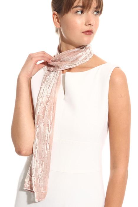 Silk blend foulard Intrend