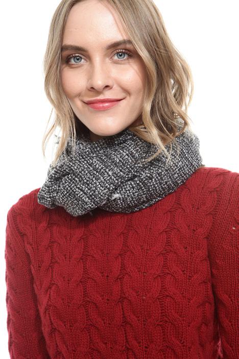 Bouclé scarf Diffusione Tessile