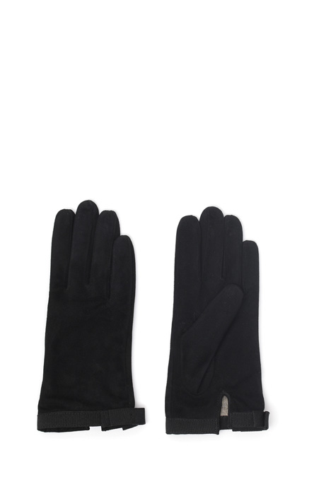 Suede leather gloves Diffusione Tessile
