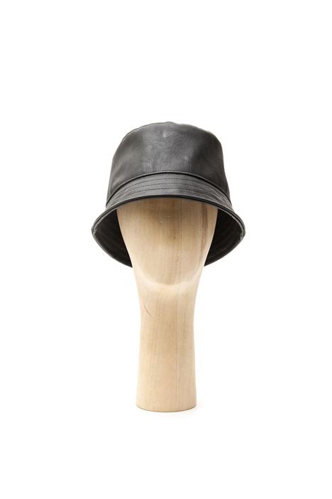 Cappello in similpelle Diffusione Tessile