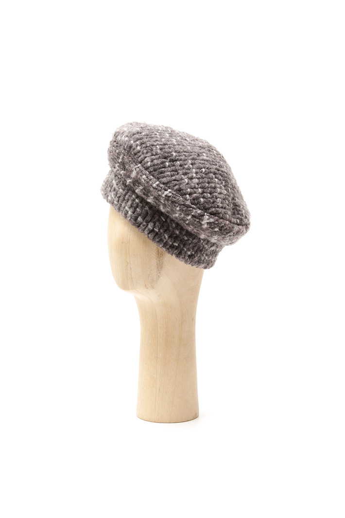 Basco in lana bouclé Diffusione Tessile