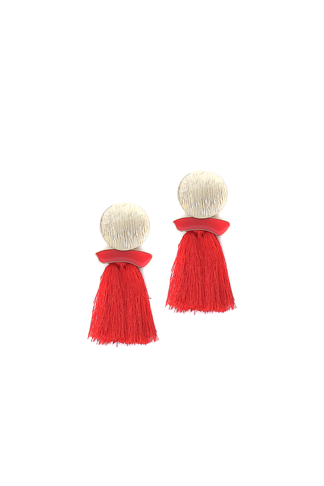 Tassel earrings Intrend