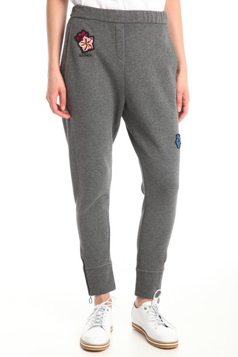 Pantaloni in felpa Diffusione Tessile